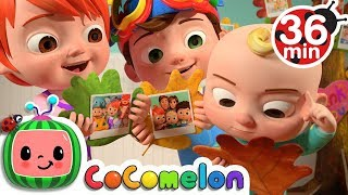 Thank You Song + More Nursery Rhymes & Kids Songs - CoComelon