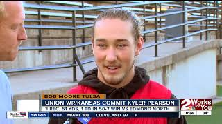Player of the Week: Kyler Pearson