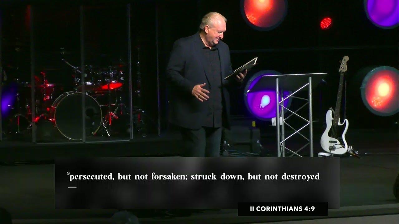 """1/10/21 – Pastor Robert Hogan – """"STAND STRONG"""""""