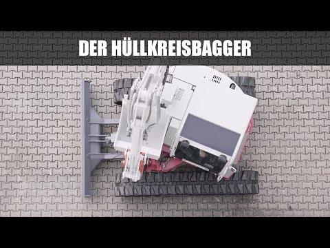 Takeuchi TB138FR V3 Hüllkreisbagger