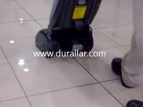 Durclean Lavor Sprinter dar alan temizlik makinası