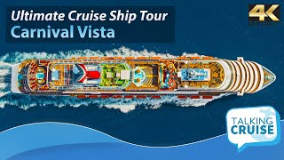 Carnival Vista: Ultimate Cruise Ship Tour