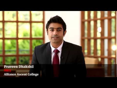 Alliance Ascent College video cover2