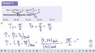Eğitim Vadisi 11.Sınıf Matematik 5.Föy Trigonometrik Fonksiyonların Grafikleri 1 Konu Anlatım Videoları