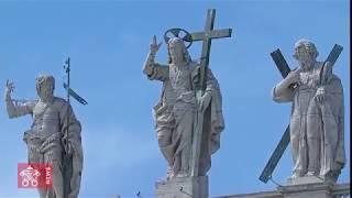 Solennità dell'Assunta, il Papa: Maria ci ricorda che siamo chiamati a servire Dio