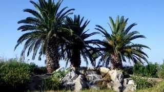 preview picture of video 'une fontaine à Berre l'Etang'