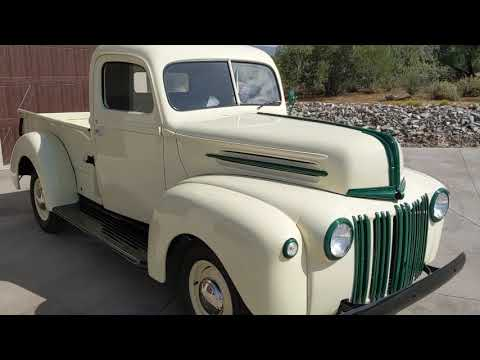 Video of 1945 Pickup located in North Scottsdale Arizona - $44,000.00 - OQVH