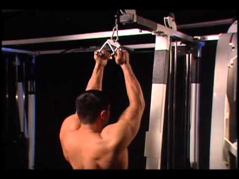 Cable Close Grip Pulldown