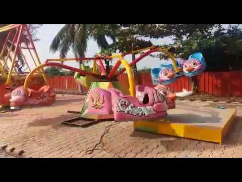 Octopus Amusement Family Rides
