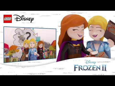 LEGO Disney - Frozen 2 – Your story begins - Where is Sven?