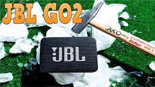 JBL GO2 test w TRUDNYCH! warunkach + ZAMROŻENIE! - CRASH TEST!