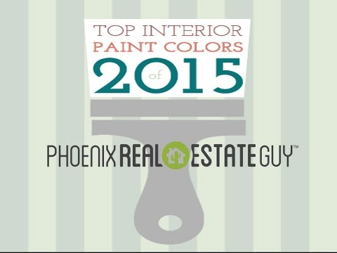 popular interior paint colors when selling your phoenix home