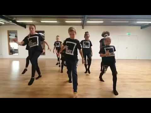 DC Academy talent class 2a- choreo Thomas van der linden