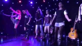 """Cimorelli - """"The Girl Should Be Me"""" live in Seattle (10/05/2015)"""