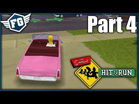 MILHOUSE BALÍ LÍZU - The Simpsons Hit & Run #4