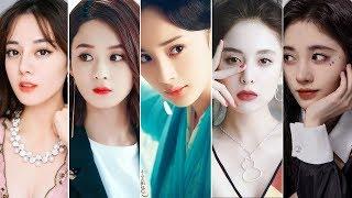 Tik Tok Top Most Beautiful Chinese Actress