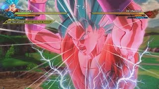 Kaioken x10 di Goku SSGSS
