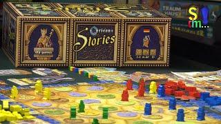 Spiel doch mal ORLEANS STORIES! - Brettspiel Rezension Meinung Test #313