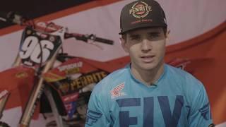 Penrite Pirelli Honda CRF Racing Team Rider - Kyle Webster