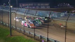Tyler County Speedway Mega 100 Modified Feature  6-1-2019