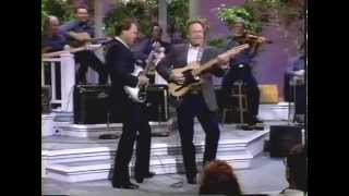 """Video thumbnail of """"Glen Campbell & Roy Clark Play """"Ghost Riders in the Sky"""""""""""