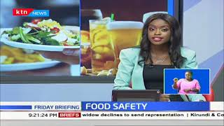 Stakeholders discuss unsafe food and drugs in Kenya