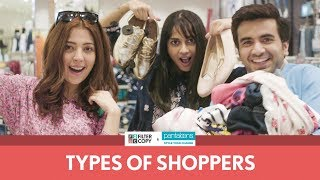 FilterCopy   Types Of Shoppers   Ft. Barkha Singh, Ayush Mehra, Viraj and Madhu