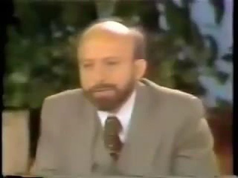 1981 Donahue Show Interviews Dr. Silber (4 of 4)