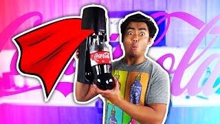 DIY How To Make SUPER COCA COLA!