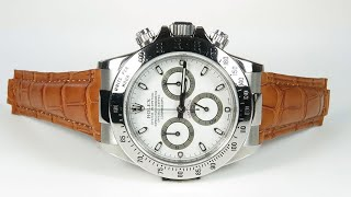 How to remove Rolex bracelet easily?