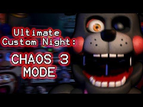 Download Fnaf Ultimate Custom Night Part 8 Video 3GP Mp4 FLV HD Mp3