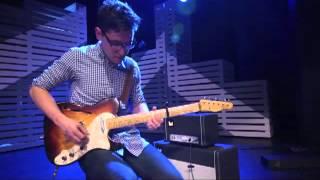 Chris Tomlin   Whom Shall I Fear Lead Guitar Tutorial)