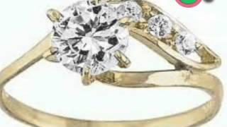 632ee747c5c4 Modelos de Anillos de Compromiso Plata Sterlina .925 Oro blanco de ...