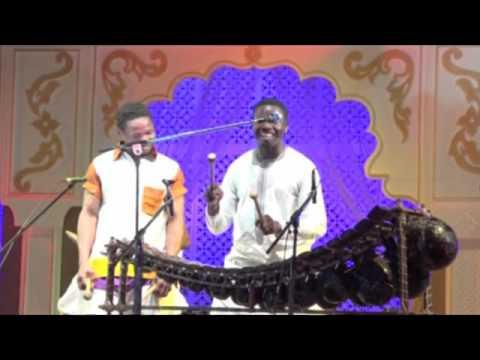 Mamadou Diabate Balafon Master live in India 2016