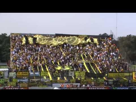 """""""Almirante Brown - Nueva Chicago (03.04.2009)"""" Barra: La Banda Monstruo • Club: Almirante Brown"""