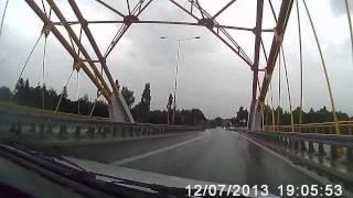 preview picture of video 'Droga wojewódzka nr 933: Wodzisław Śląski - Jastrzębie Zdrój'