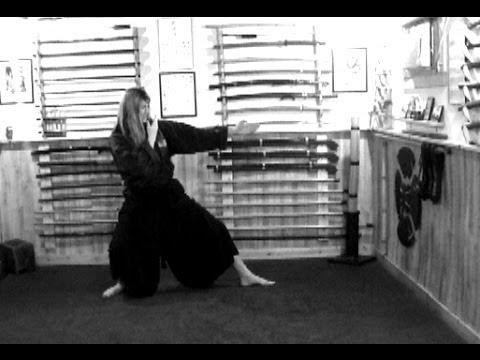 戸隠流忍法体術 martial arts youtube videos
