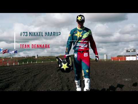 GoPro Track Preview with Mikkel Haarup & Kevin Horgmo - MXoEN of Poland 2019