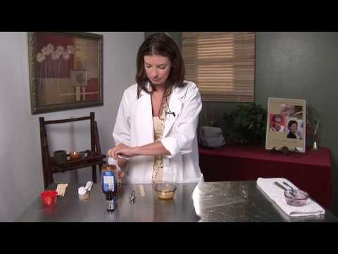 Shampoo na may cocoa butter at