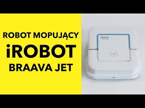 iRobot Braava Jet - dane techniczne - RTV EURO AGD