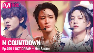Mnet's M! Countdown EP709