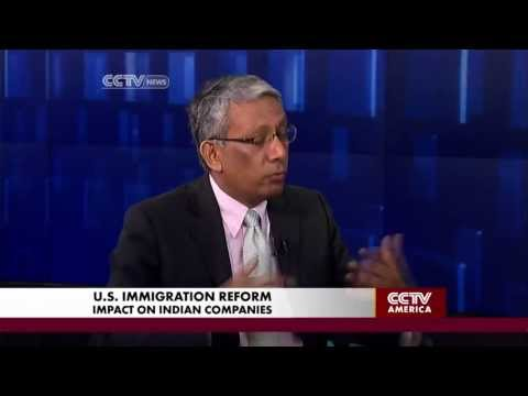 Discussing the Impact of U.S. Immigration Reform on Indian Companies (2013)