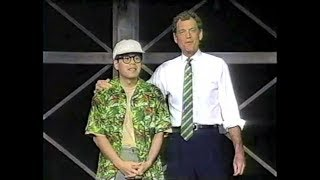 Fun with Rupert Collection on Late Show, 1994-97 + 2005 Coda