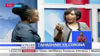 Tahadhari ya Corona :  Jinsi ya kujilinda kutokana na maambukizi ya virusi vya Corona