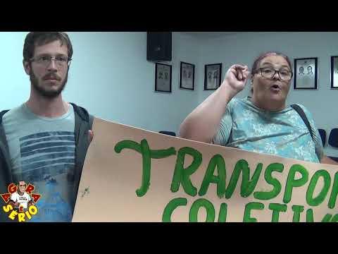 Associação dos Moradores do Juquiazinho faz Protesto na Câmara de Juquitiba
