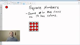 Download Youtube: What are Square Numbers?