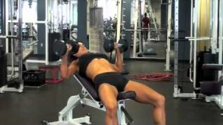 Calgary Fitness Tutorial - Presses