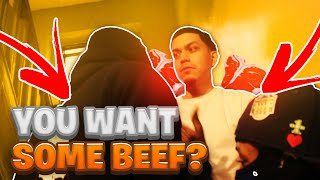 YOU WANT SOME BEEF? PRANK ON 320 SPYDA *GONE WRONG*