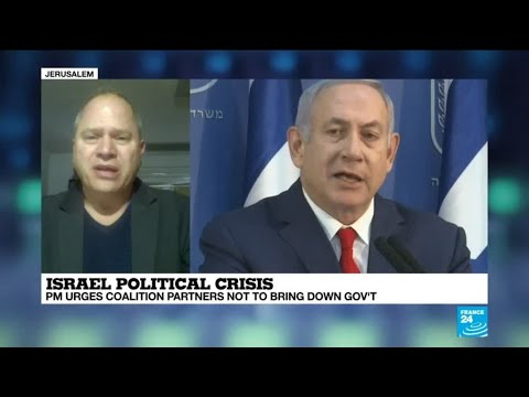 Israel political crisis: 'Netanyahu wants to blame the other factions'