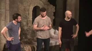 """RENCONTRE AVEC LA TROUPE DE """"CHAPITRE XIII"""" EN VIDÉO"""